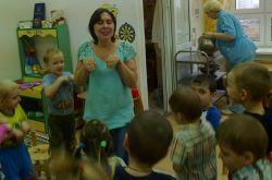 Групповая развивающая и корррекционная работа с детьми