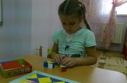 Индивидуальная развивающая и коррекционная работа с детьми
